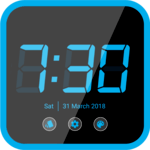 Digital Alarm Clock for pc logo