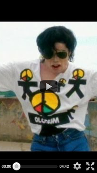 Michael Jackson Video pc screenshot 2