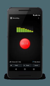 Smart Recorder – High-quality voice recorder pc screenshot 1