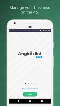 Angie's List Pro PC screenshot 1