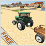 Farmer FX Tractor Simulator icon