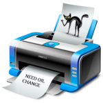 HP Printer Fun icon