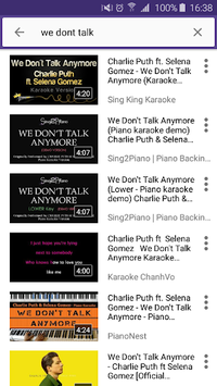 Karaoke Online : Sing & Record pc screenshot 2
