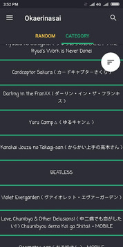 Okaerinasai - Best Anime Wallpapers pc screenshot 2