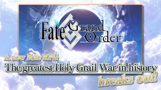 Fate/Grand Order (English) PC screenshot 1
