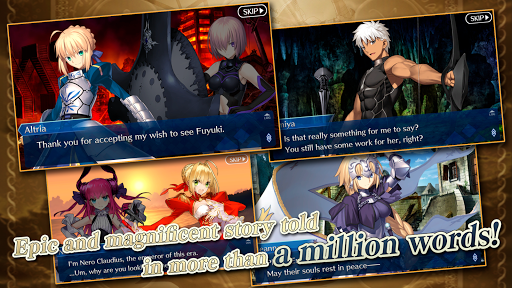 Fate/Grand Order (English) PC screenshot 2