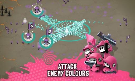 Tactile Wars pc screenshot 1