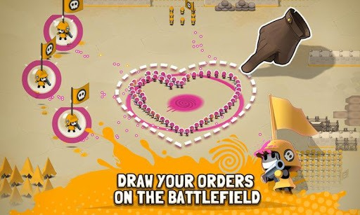 Tactile Wars pc screenshot 2