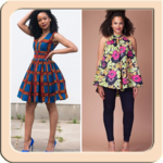 Ankara Fashion Outfit Ideas icon