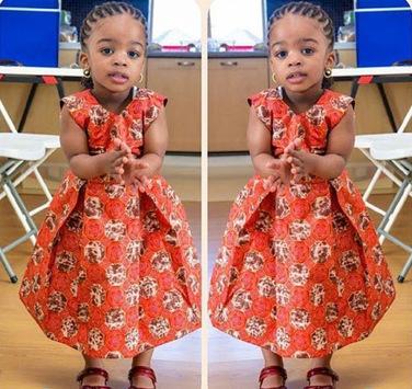 Ankara Fashion Style for Kids pc screenshot 1