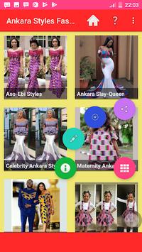 ANKARA STYLES FASHION 2018 pc screenshot 1