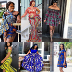 Ankara Ladies Dress 2018 icon