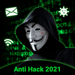 Anti Hack Protection Virus Removal For Android icon