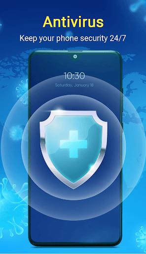 Antivirus - Virus Clean, Applock, Booster, Cooler PC screenshot 2