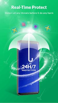 Antivirus & Virus Cleaner (Applock, Clean, Boost) pc screenshot 1
