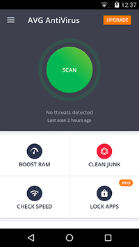 AVG AntiVirus 2019 for Android Security pc screenshot 1