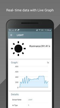 Sensoroid - Sensor info pc screenshot 1
