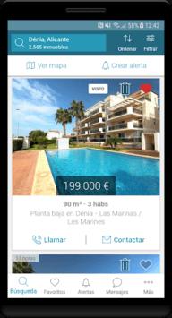 Fotocasa - Rent and sale pc screenshot 1