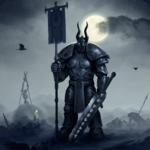 Knight Dark Fantasy Live Wallpaper Art Best HD LWP icon