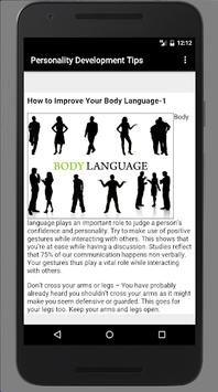 Personality Development Tips & Tricks pc screenshot 1