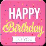 Happy BirthDay Frames icon