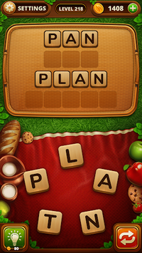 Word Snack - Your Picnic with Words pc screenshot 2