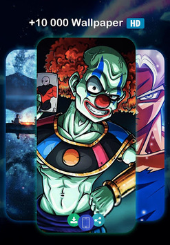 Top Anime Wallpaper HD pc screenshot 2