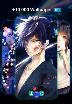 Top Anime Wallpaper HD pc screenshot 1