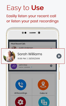 Auto Call Recorder 2019 pc screenshot 1