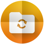 File Manager Explore - Backup & Share icon