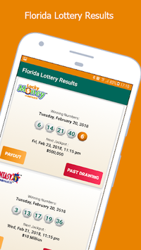 Florida Lottery Results pc screenshot 1