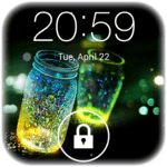 Fireflies lockscreen icon