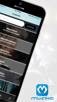 Musika Concerts pc screenshot 1