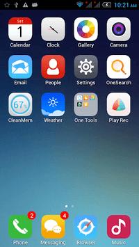 One Launcher pc screenshot 1