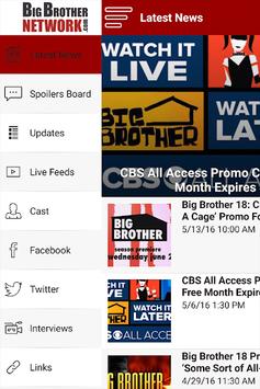 Big Brother Network pc screenshot 1