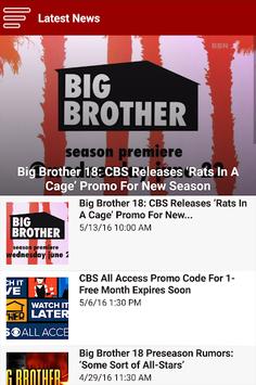 Big Brother Network pc screenshot 2