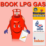 Online LPG GAS Booking India icon