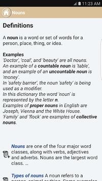 English Grammar Rule Handbooks pc screenshot 1