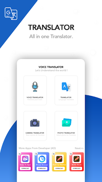 Voice Translator - All Language Translator 2018 pc screenshot 2