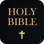 The Holy Bible English - Free Offline Bible App for pc logo