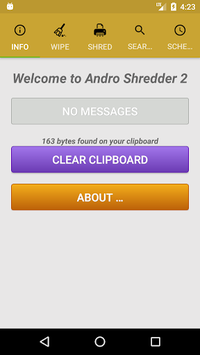 Andro Shredder pc screenshot 1