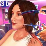 Girls Haircut, Hair Salon & Hairstyle Games 3D icon