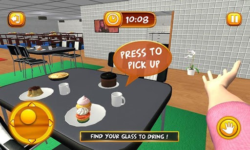 Virtual Chef Cooking Game 3D: Super Chef Kitchen pc screenshot 1