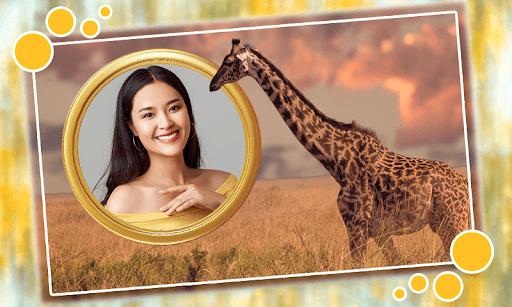 Wild Animal Photo Frames PC screenshot 3