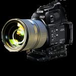 DSLR Zoom Camera icon