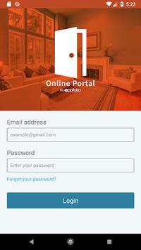 Online Portal by AppFolio pc screenshot 1