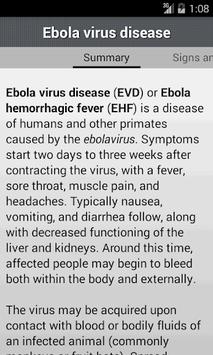 Medical Dictionary Free & Offline - Diseases pc screenshot 1