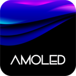AMOLED Wallpapers for pc logo