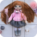 Tile Puzzle - Beautiful Dolls icon