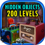 Hidden Object Games 200 Levels : Haunted Mystery icon